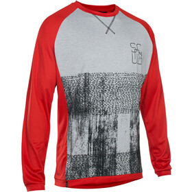 ION Scrub_Amp T-shirt à manches longues Homme, blaze
